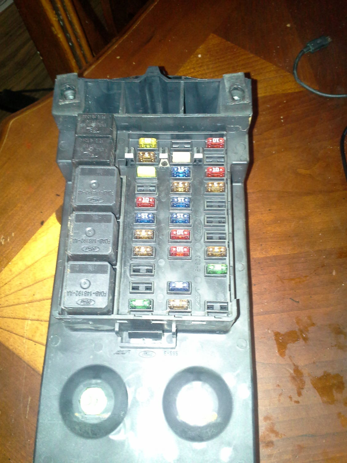 94 Ford E 350 Fuse Box Diagram Wiring Diagram Photos For Help Your