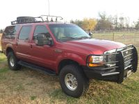 2000 Excursion V10 4x4, Bumpers/roof rack - Ford Truck ...