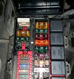 96 f150 4 9 has spark fuel and will crank but no start ford 1995 1995 f150 fuse box under hood  [ 720 x 1280 Pixel ]