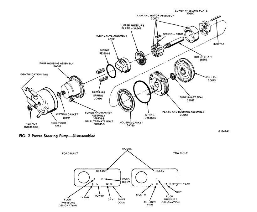 6 4 Powerstroke Power Steering Diagram, 6, Free Engine