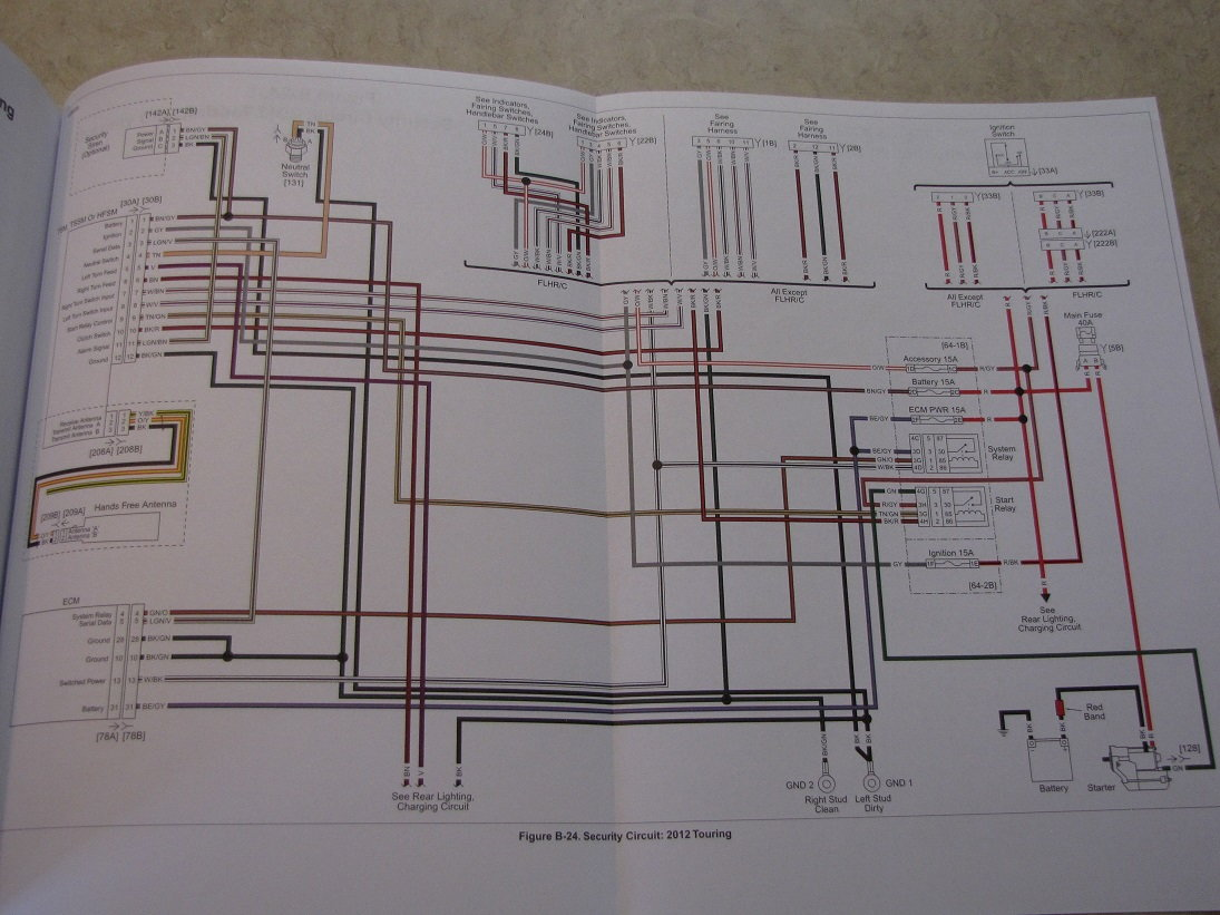 hight resolution of wiring diagram 2013 road king harley davidson forums rh hdforums com harley davidson coil wiring