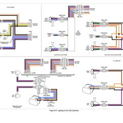 Harley Turn Signal Wiring Diagram Snapper Rear Engine Rider 2011 Davidson Sportster