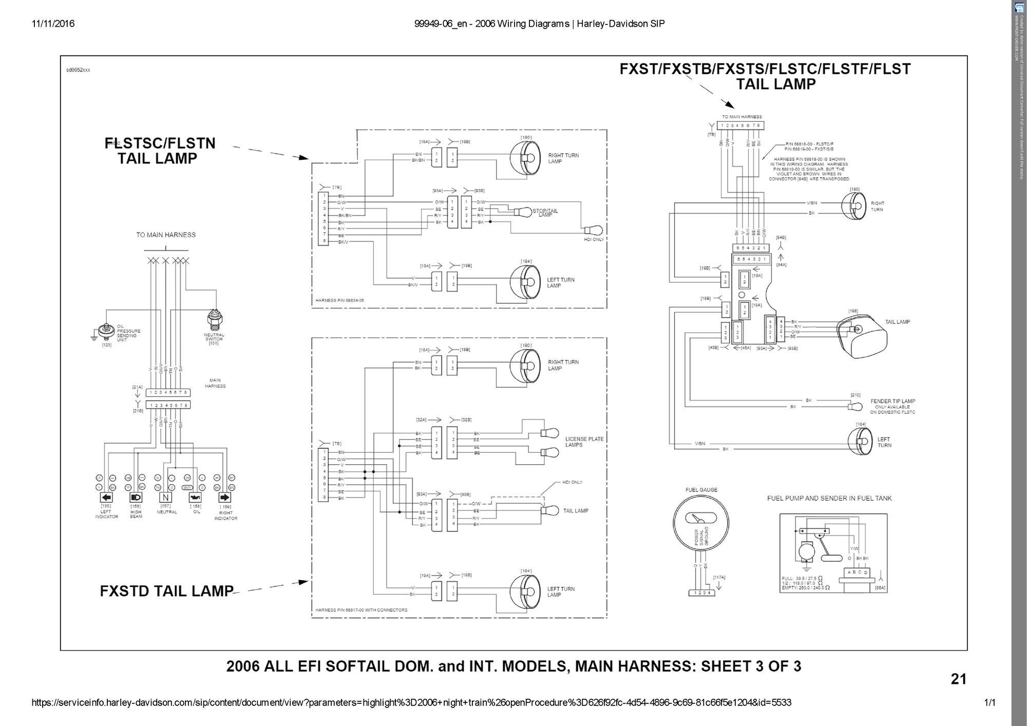 Harley Flhtcui Wiring Diagram For Dummies. Harley Electrical ...