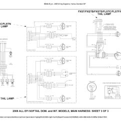 2007 Softail Wiring Diagram Apc Smart Ups 1500 Battery 1997 Harley Sportster Yamaha Warrior