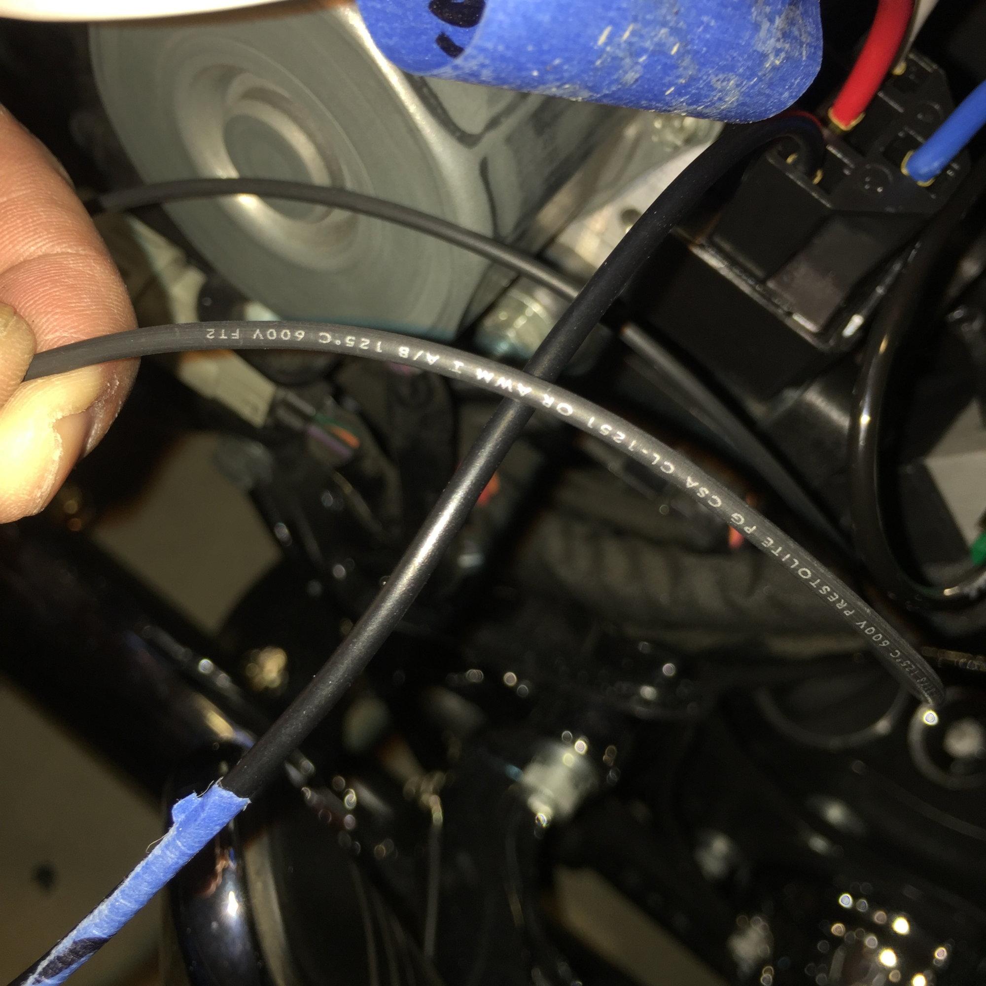 hight resolution of harley davidson forums viair compressor wiring diagram on