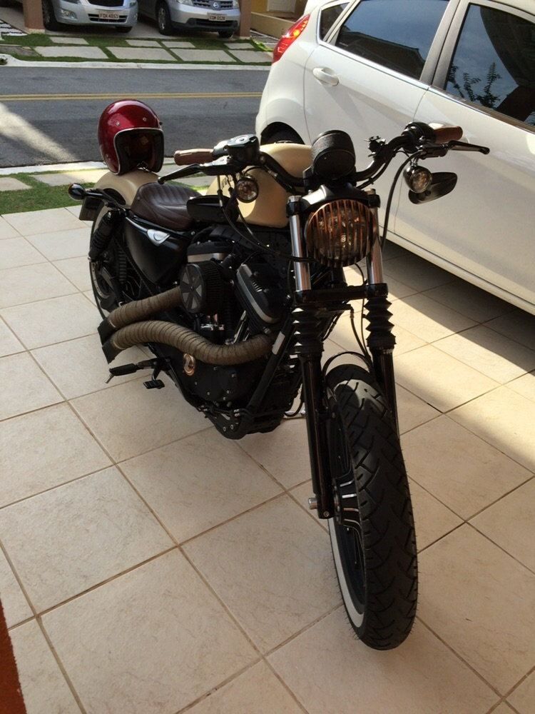 red exhaust wrap harley davidson forums