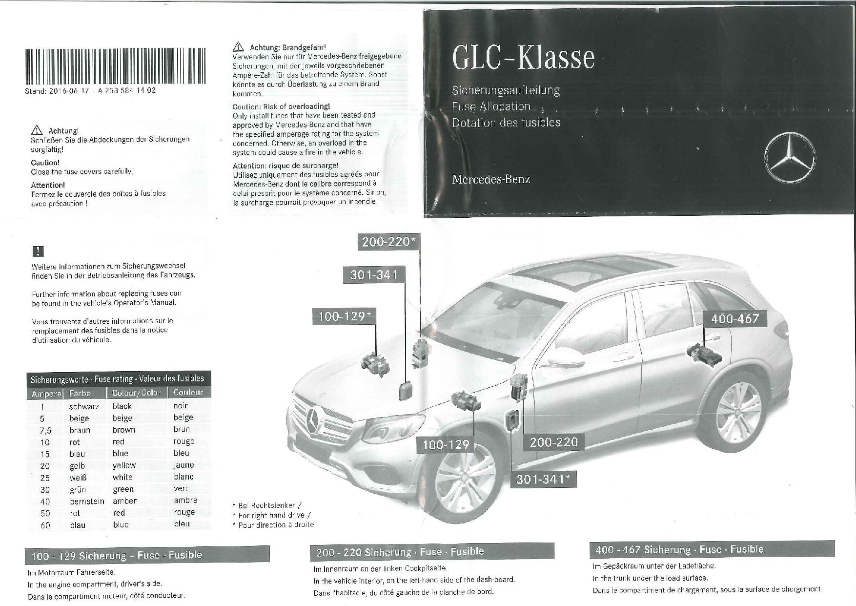 hight resolution of glc fuse map mbworld org forums short fuse toyota rover 200 fuse box location