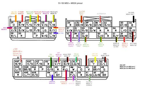 small resolution of miata ecu diagram wiring diagram yer miata ecu diagram