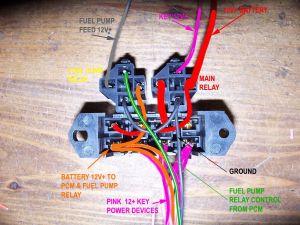 fuel pump wiring  RX8Club
