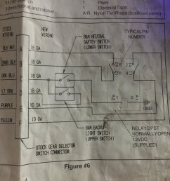 the wiring diagram here illustrates how you need to hook up the supplied relay  [ 2000 x 2000 Pixel ]