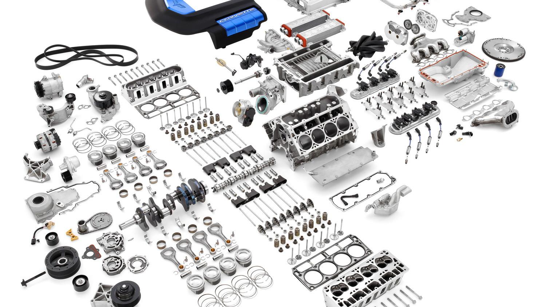 Sema Preview Live Chevrolet Corvette Zr1 Engine Build