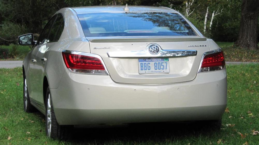 medium resolution of 2012 buick lacrosse with eassist catskill mountains october 2011