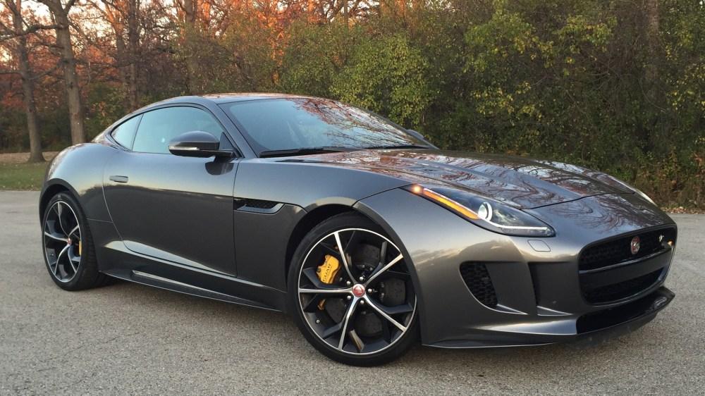 medium resolution of 2016 jaguar f type r coupe
