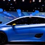 Renault Zoe E Sport Concept At Geneva Highlights Electric Car Performance Live Photos