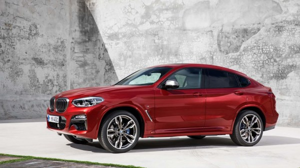 Bumper crop: 2019 BMW X4 luxury crossover revealed
