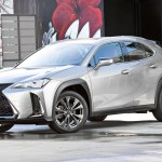 Ux Small Crossover Could Spawn Fully Electric Lexus Trademark Move Suggests