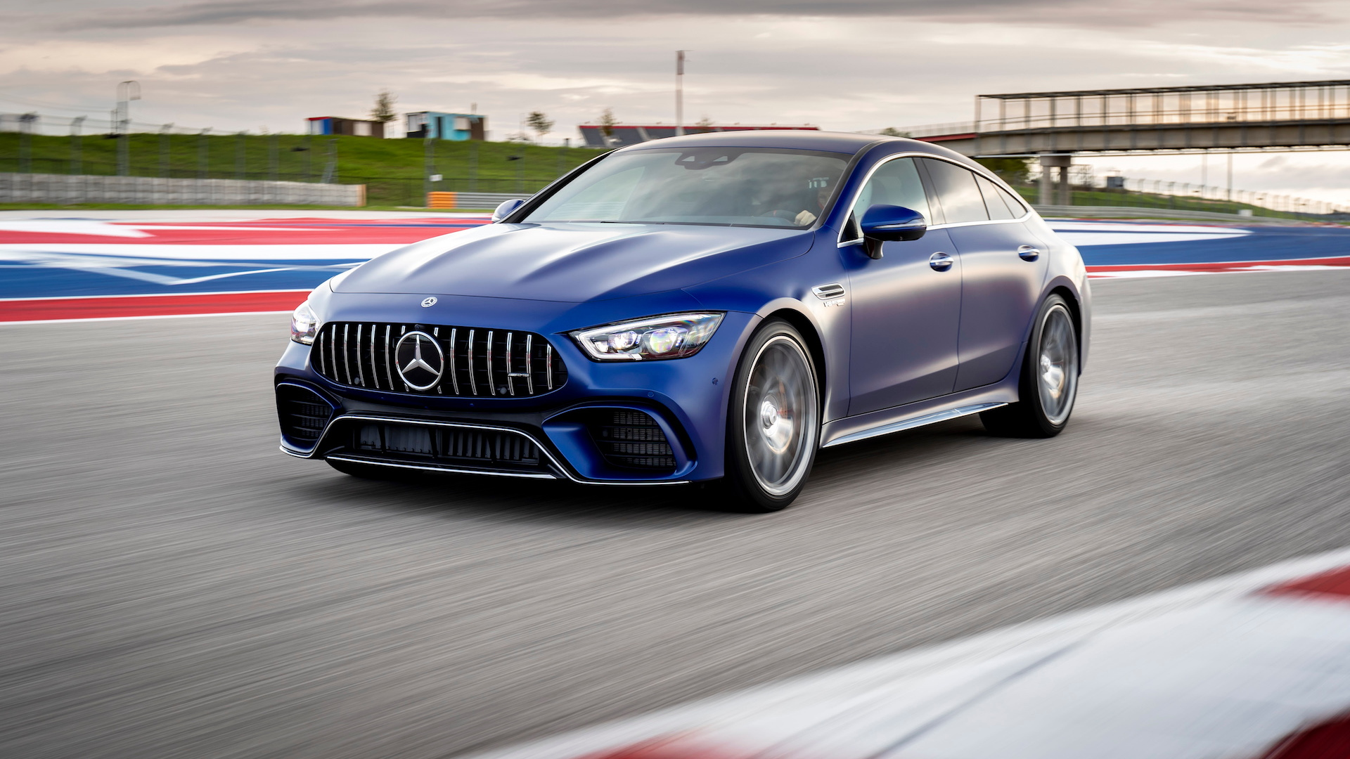 2019 Mercedes AMG GT 63 S 4 Door Coupe First Drive Review