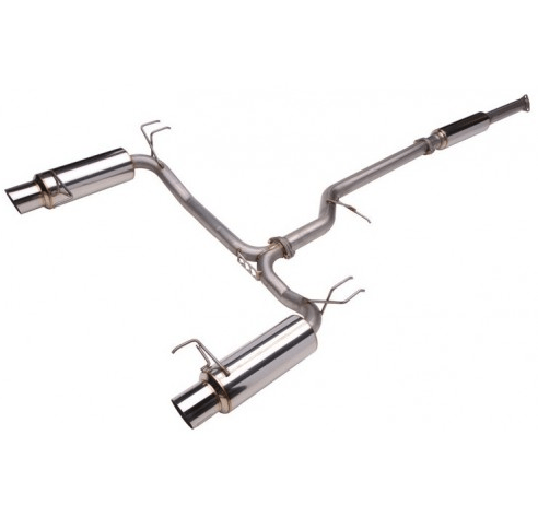 Acura TSX 2004 to 2008 Exhaust Reviews and How to Replace