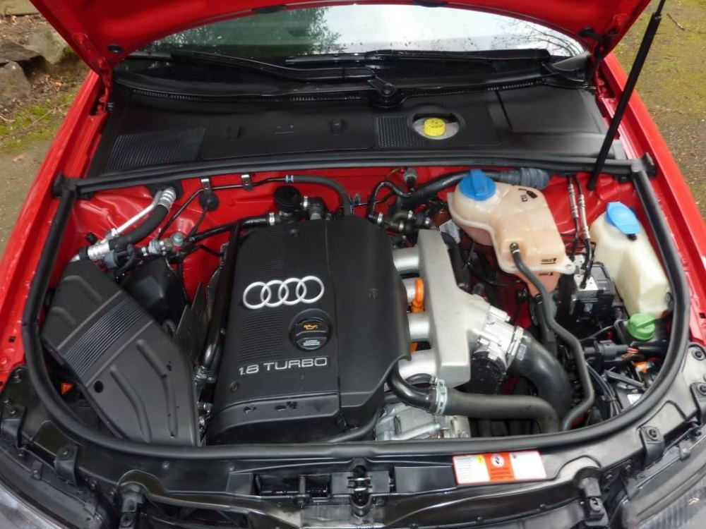 medium resolution of audi a3 a4 ect engine coolant temperature sensor remove replace how to