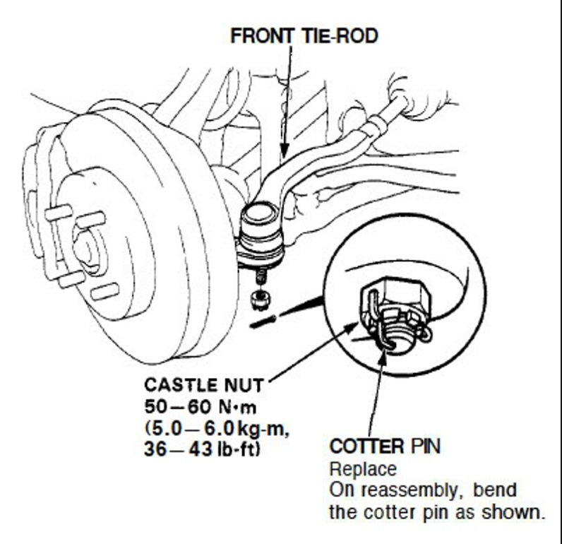 Toyota Camry 1997-2006 5th generation How to Replace