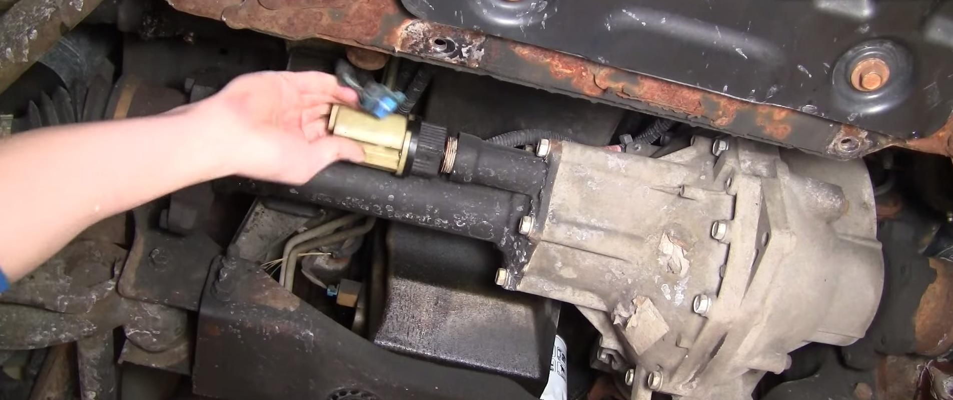 Chevy 4x4 Actuator
