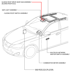 Golf 3 Sunroof Wiring Diagram Dux Hot Water System Lexus Is 250 Fuse Box Auto