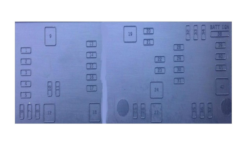 medium resolution of dodge ram 2002 2008 3rd generation fuse box diagrams dodgeforum 2008 dodge ram fuse box location 08 dodge ram fuse box