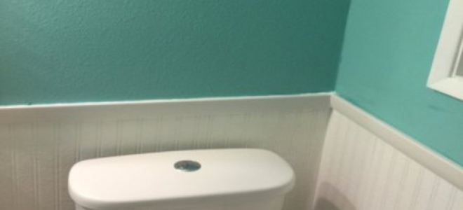 How High Should Bathroom Wainscoting Be Installed