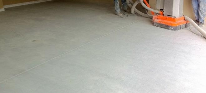 5 Indoor Concrete Floor Finishes  DoItYourselfcom