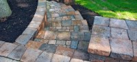 How to Build Paver Steps into a Hillside | DoItYourself.com
