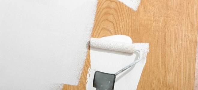 Painting Over Paneling in 5 Easy Steps