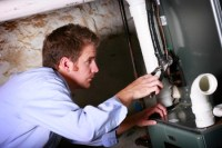 Cleaning a Furnace Flame Sensor | DoItYourself.com