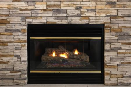 Electric vs Gas vs Wood Fireplaces the Heat Is On  DoItYourselfcom