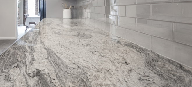to repair damaged natural stone tiles