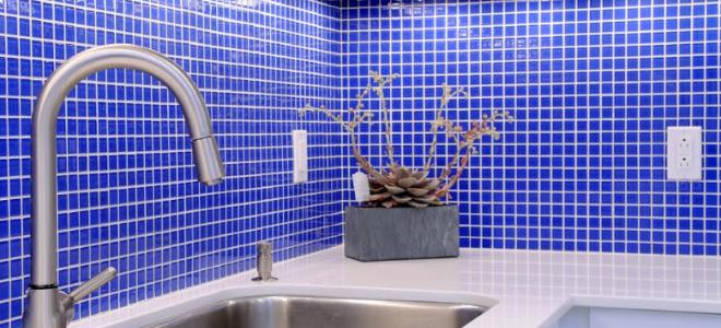 how to paint glazed ceramic tiles