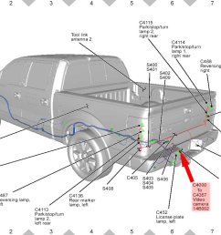 f250 rear view camera wiring wiring diagram article ford f150 f250 install rearview backup camera how [ 1600 x 1175 Pixel ]