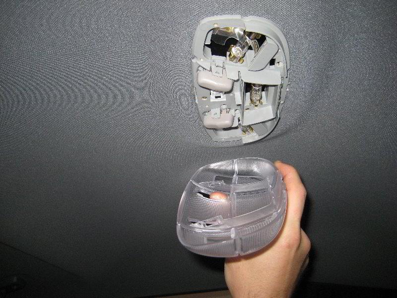 f250 dome light problems