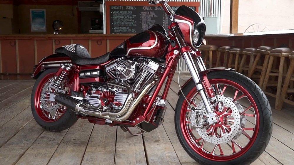 medium resolution of 2017 harley davidson dyna low rider s custom build