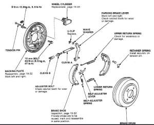 Honda Why are My Brakes Squeaking  HondaTech