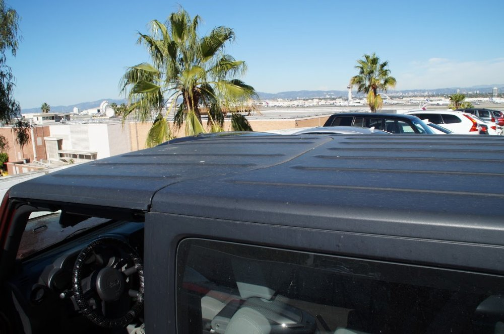 medium resolution of jeep wrangler jk hard top