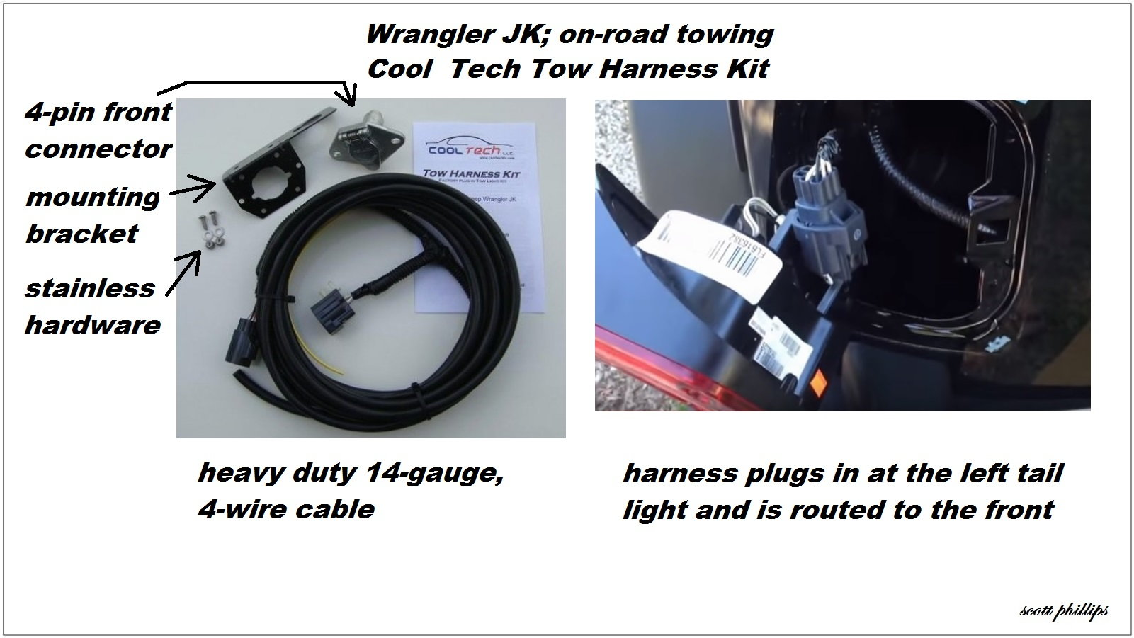 hight resolution of cool tech jeep wiring harness