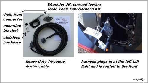 small resolution of cool tech jeep wiring harness