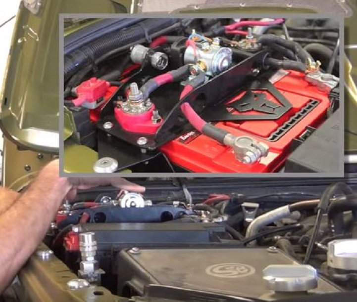 Jeep Jk Dual Battery Install