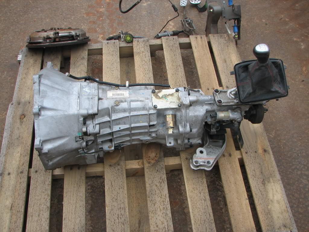 Camaro And Firebird To Transmission Variation