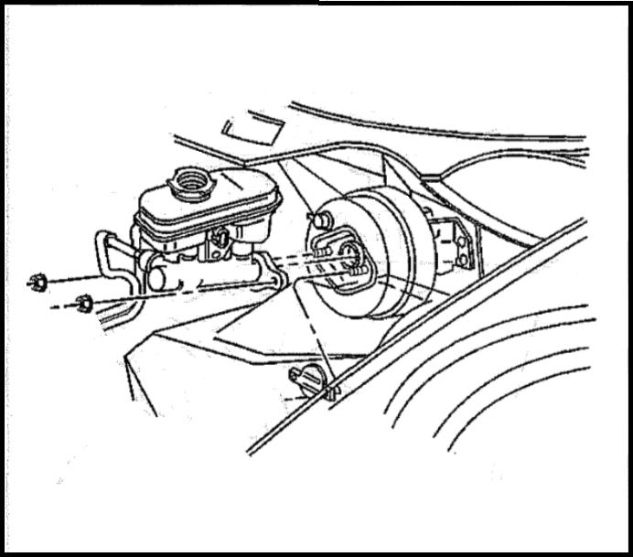 Camaro and Firebird 1990 to 2002 How to Replace Brake