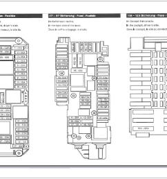 mercedes benz c class w204 fuse diagrams and commonly blown fuses 2002 s500 fuse diagram 2011 [ 1799 x 1012 Pixel ]