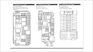 Mercedes Benz 2010 E550 Fuse Box Diagram | Wiring Diagram