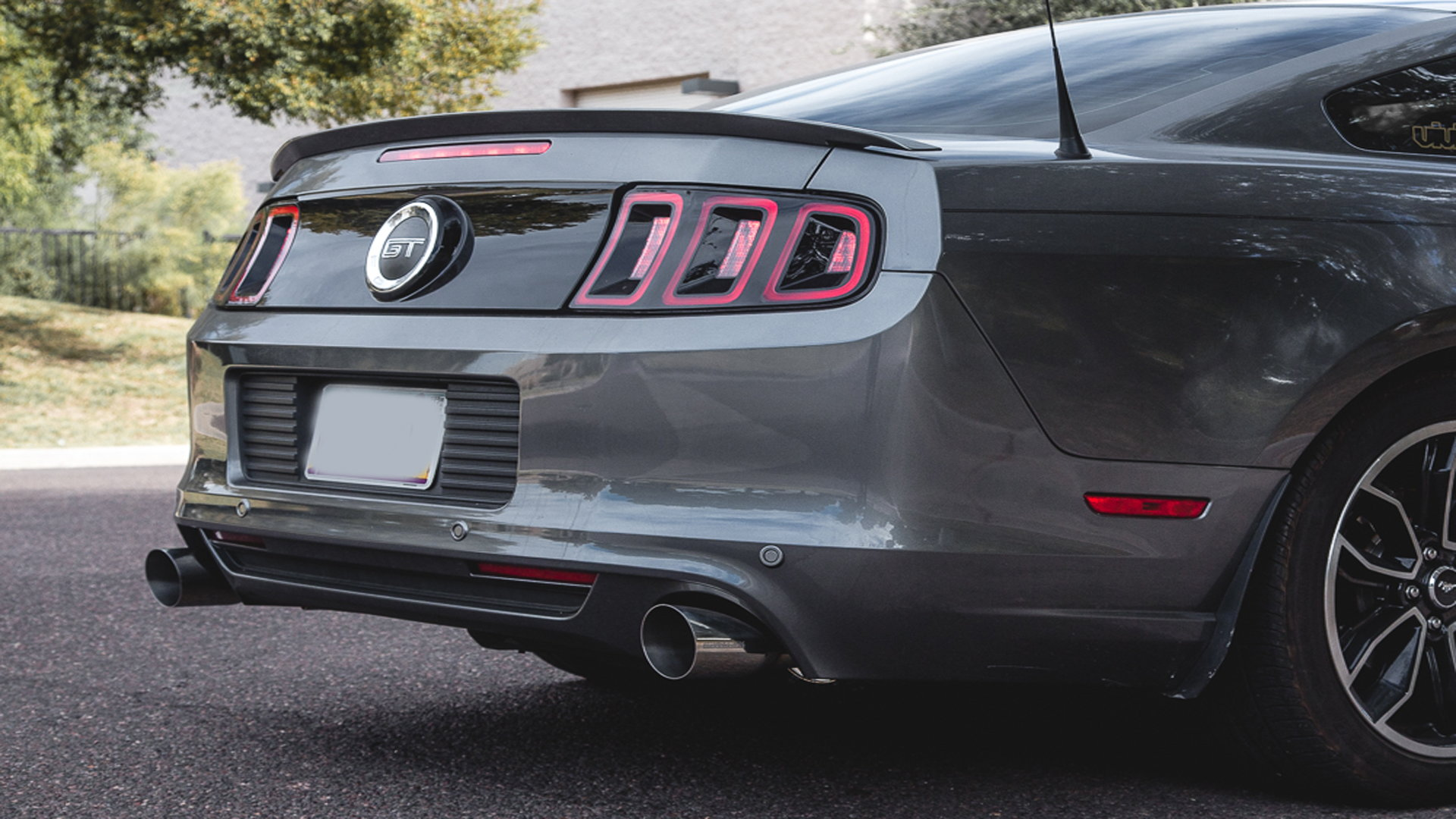 ford mustang gt 2005 2014 exhaust