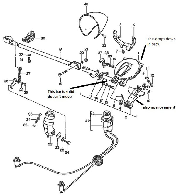 Service manual [Remove Assembly Headlight 1994 Porsche 968
