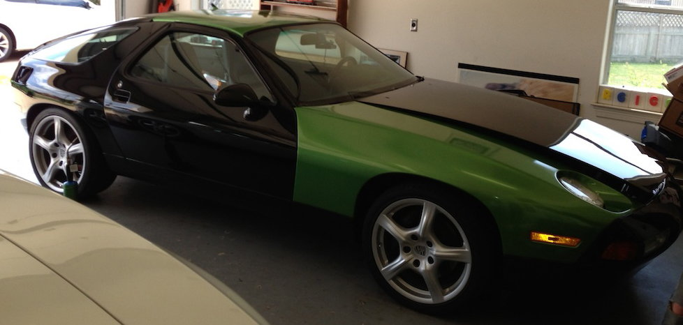 Porsche 928 Paint Modifications  Rennlist